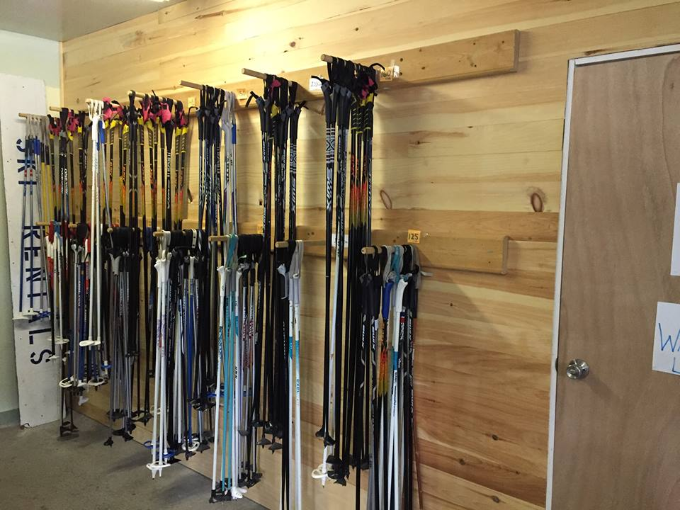Our wide selection of Ski Poles!