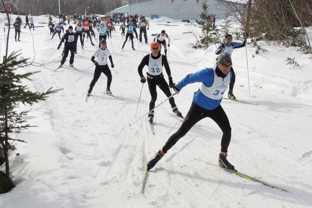 Loppet/Marathon March 2014