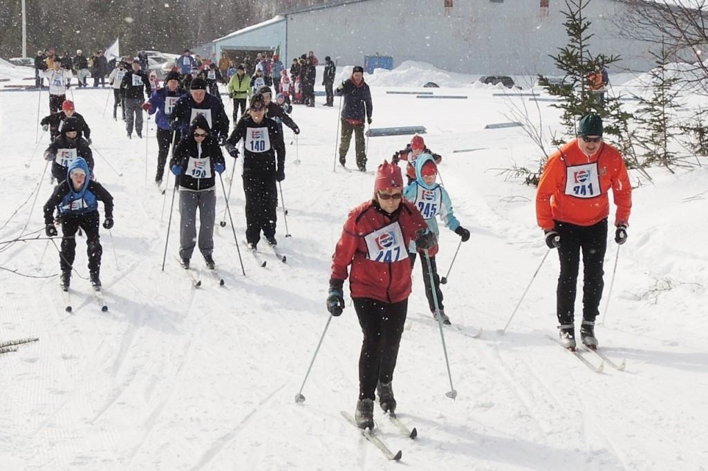 Loppet/Marathon 2014